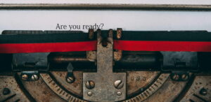 Typewriter - Are you ready?